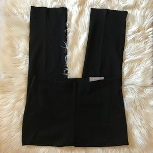 NWT Chicos Black Juliet Ultimate Fit Straight Pant
